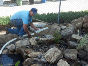Pacific Ponds and Design – Custom Pond Construction – Pond Installation