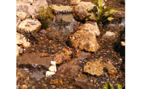 Pond building: Pond construction: Pondless Waterfalls