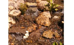 Pond building: Pond construction: Pondless Waterfalls