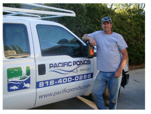 Pacific Ponds and Design – Pond Maintenance – Custom Pond Construction