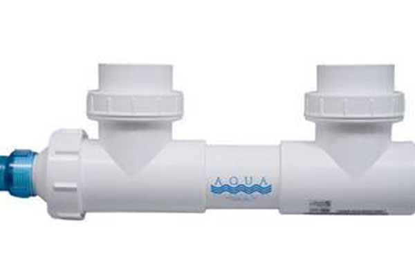 Aqua Ultraviolet. U.V. clarifier, pond care