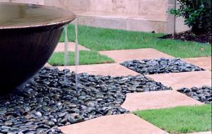 Pondless fountain