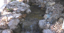 Building a Stream Bed